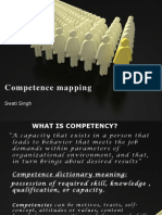 Competence Mapping