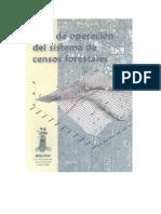 Guia de Operacion Del Sistema de Censos Forest Ales