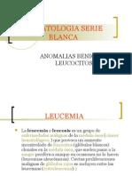 Hematologia Serie Blanca