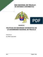 SEGURIDAD INFORMATICA - proyecto 2011