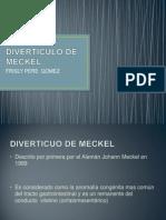 Diverticulo de Meckel Clase