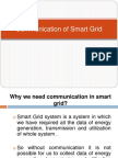 Communication of Smart Grid