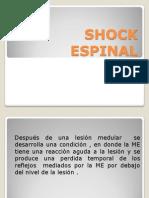 Shock Espinal