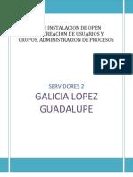 MANUAL DE OPEN SOLARIS , CREACION DE USUARIOS Y GRUPOS