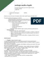 01. Tanatologie medicolegala