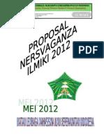 Proposal Nersvaganza 2012 2