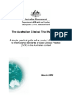CT Regulation Australia