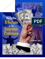 Make a Fortune in the Insurance Profession[1]