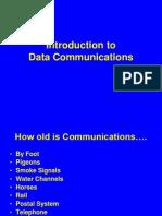 Evolution of Telecommunications