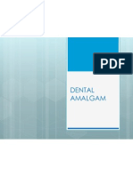 Dental Amalgam