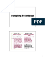 Materi 4-Teknik Sampling