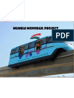 Mumbai Monorail Project