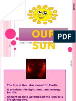 Astronomy Sun Report Ko