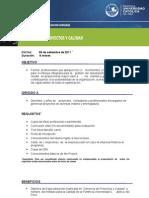 Diplomatura Especializacion Avanzada GPC 2011 Set I