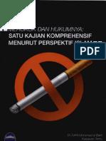 ''Merokok Dan Hukumnya - Satu Kajian Komprehensif Menurut Perspektif Islam''2