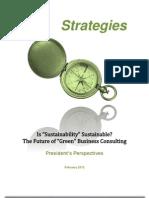 Strategies February 2012
