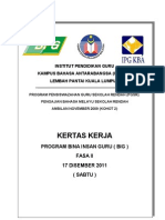 Kertas Kerja Big 3 - New