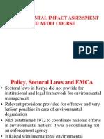 Administrative Framework for EIA in Kenya