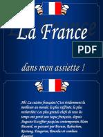 Proiect Franceza gastronomie