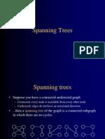 30 Spanning Trees