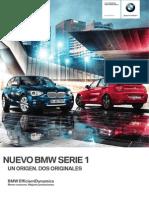 BMW Serie1 5puertas Listado Precios