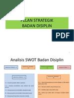 Pelan Strategik Badan Disiplin
