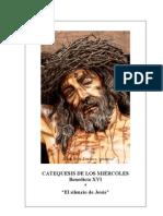 22.  El silencio de Jesús - Benedicto-XVI