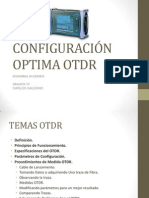 Configuracion Optima Otdr