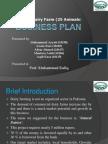 Business Plan Dairy Farm Slide