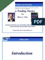 Oliver L Velez (2000) - Micro Trading Tactics