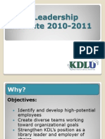 KDL_LeadershipInstitute_2011