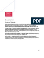 Succession Planning-Assessing Job Competencies 060310