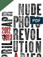 Nude Revolutionary Calendar 2012-13