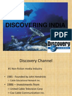 Discovery Channel New