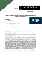 Capillary Electrophoresis Method Change_08_08