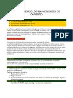 CARBOXIHEMOGLOBINA