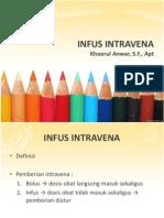 Infus Intravena