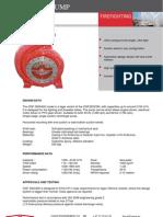 Firewater Pump OGF300x400 Generell Datablad Med Pumpe Curve