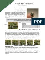 Micro Flex Drive V5 Manual[1]