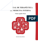 Manual Terapeutico Medicina