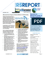 RiversReportNewsletter7-2010webversion