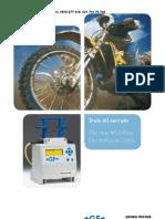 MSA Plus Georg Fischer electrofusion machine