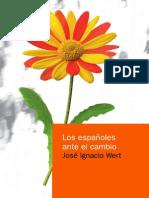 Los Espa Oles Ante El Cambio Web