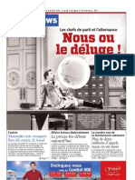 Algerie News Du 11-03-2012