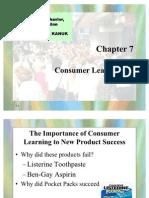 CB 7 Consumer Learning