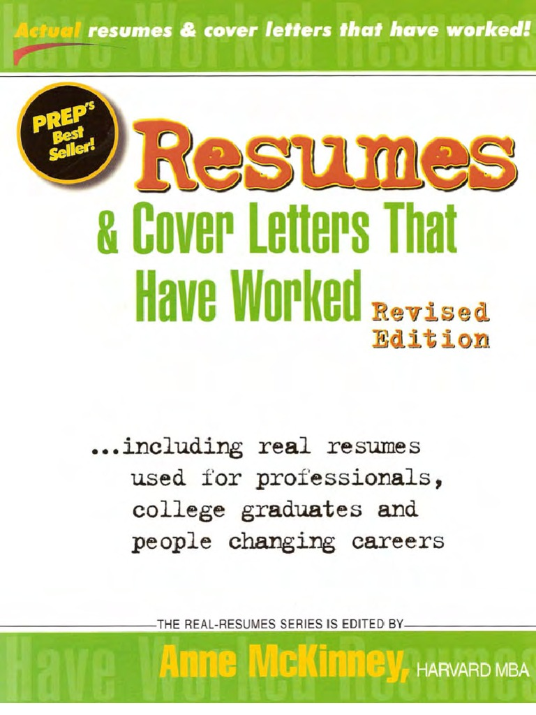 cover for resume