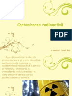 area Radioactiva Ana Ionel
