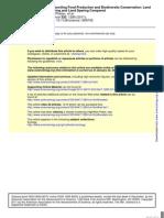 Phalan et al (2011)