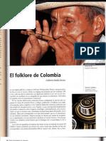 El Floklore de Colombia