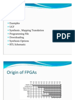 Lecture Xilinx Iseand FPGAs